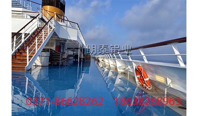船舶制造需要改善,铝合金助力船体甲板