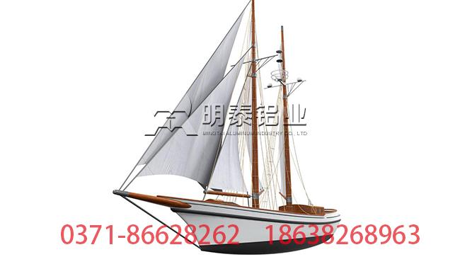 明泰5系船用铝板为国内船舶企业长期供货