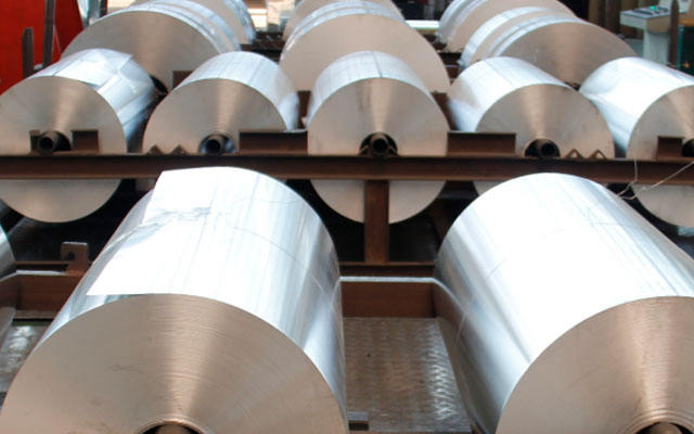 8011铝箔可加工成多种瓶盖料