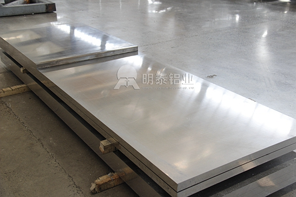 明泰5754铝板性强势,制作罐车三大优势