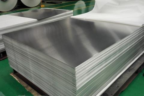 明泰3003H18铝板可用于制造蜂窝板