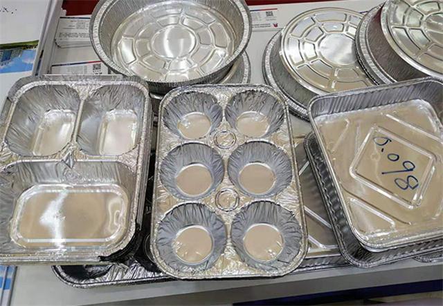 铝箔餐盒 外卖塑料污染的终结者