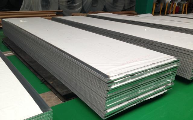 明泰铝业公司的5052铝镁板的性能