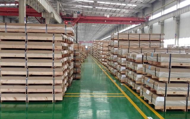 5052进口铝板与国产5052铝板的区别-明泰铝业