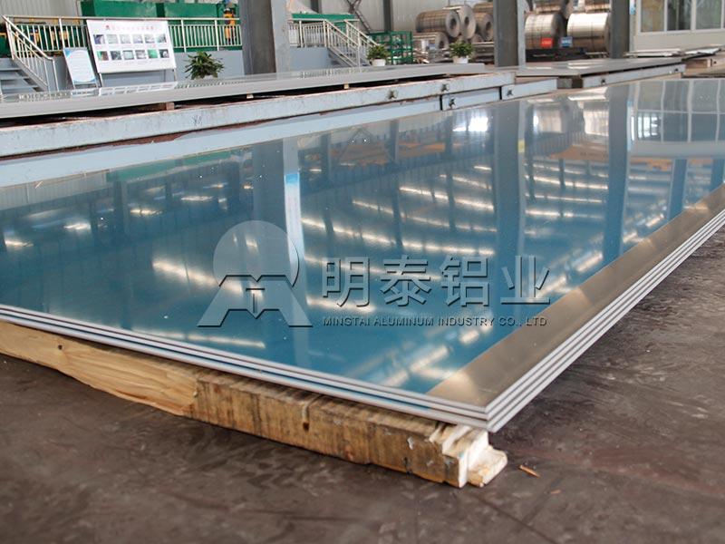 明泰铝业优势产品3104铝板深冲性能优良