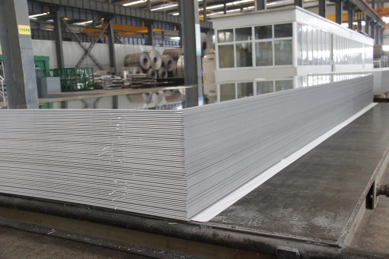 散热器用1100铝板近期市场报价多少?