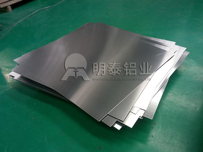 公路标牌/警示牌用3004铝板-明泰铝业报价多少?