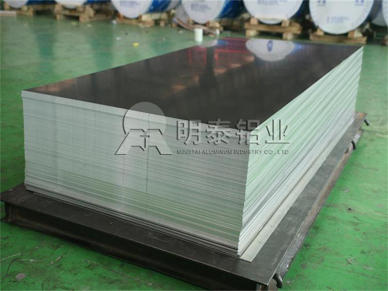 明泰铝业低温压力容器用5083铝板品质值得信赖