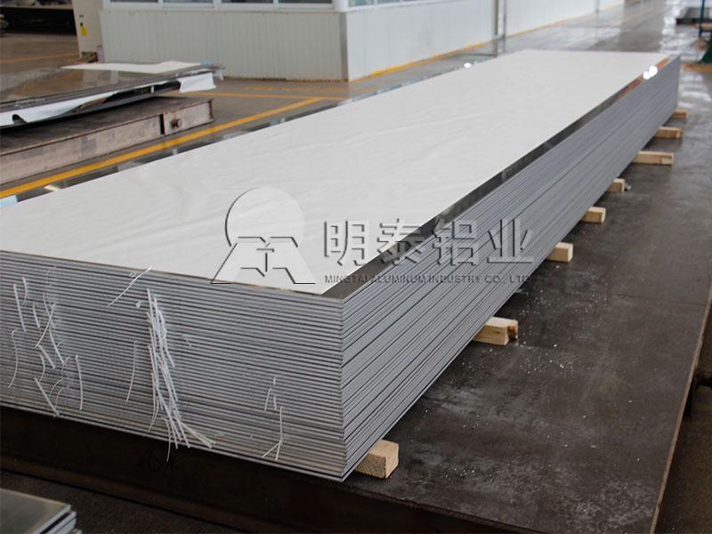 铝塑板用1100铝板厂家选择明泰铝业有哪些优势?