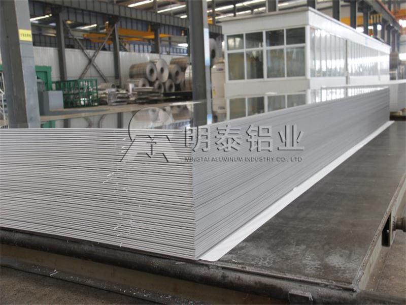 5083铝板厂家_冷藏车厢内外壁板用5083铝板价格