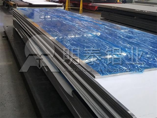 铝板厂家_铝塑板用1100H18铝板有哪些优势