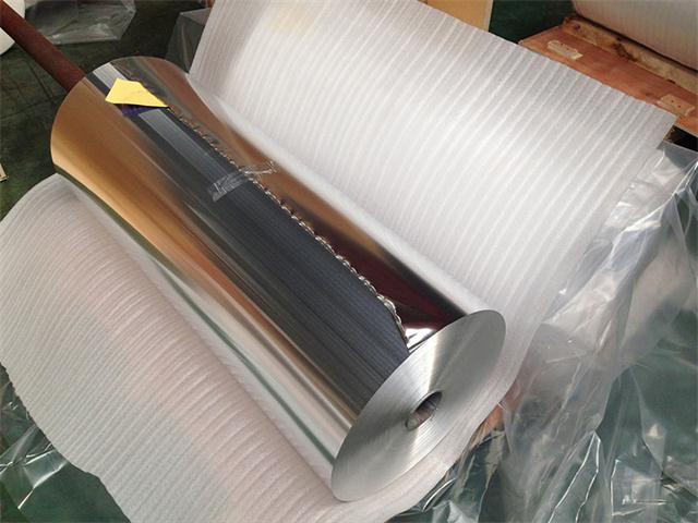 药品包装铝塑板和铝箔袋用的铝箔基材是一样的吗?