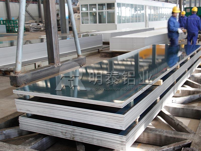 5182汽车铝板_汽车四门两盖用5182铝板厂家直供