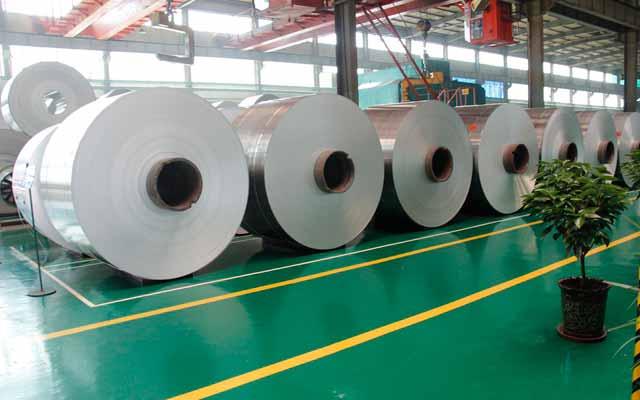 汽车车厢板用6061铝卷厂家一吨售价多少