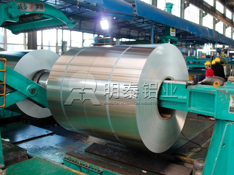 彩涂铝卷基材3004铝卷|3105铝卷生产厂家