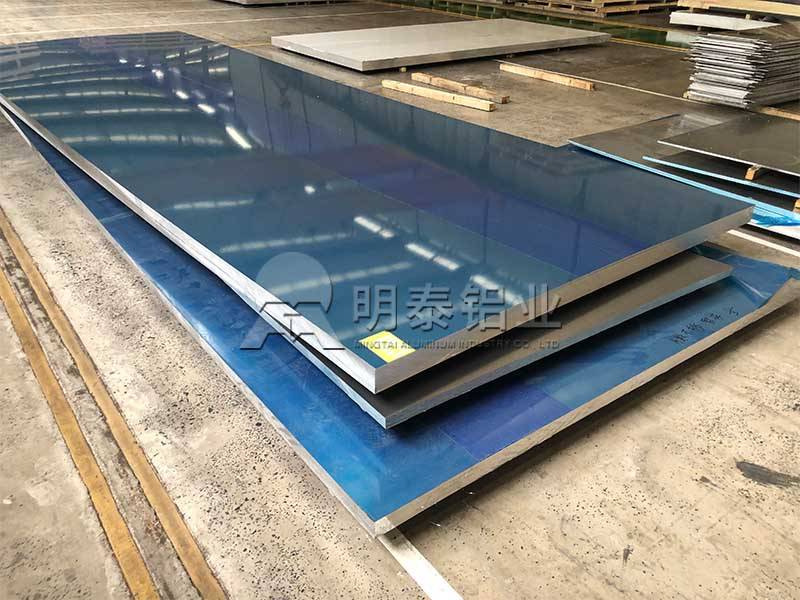 5754铝板用于声屏障一吨价格多少?优点有哪些?